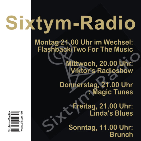 sixtymradio cover